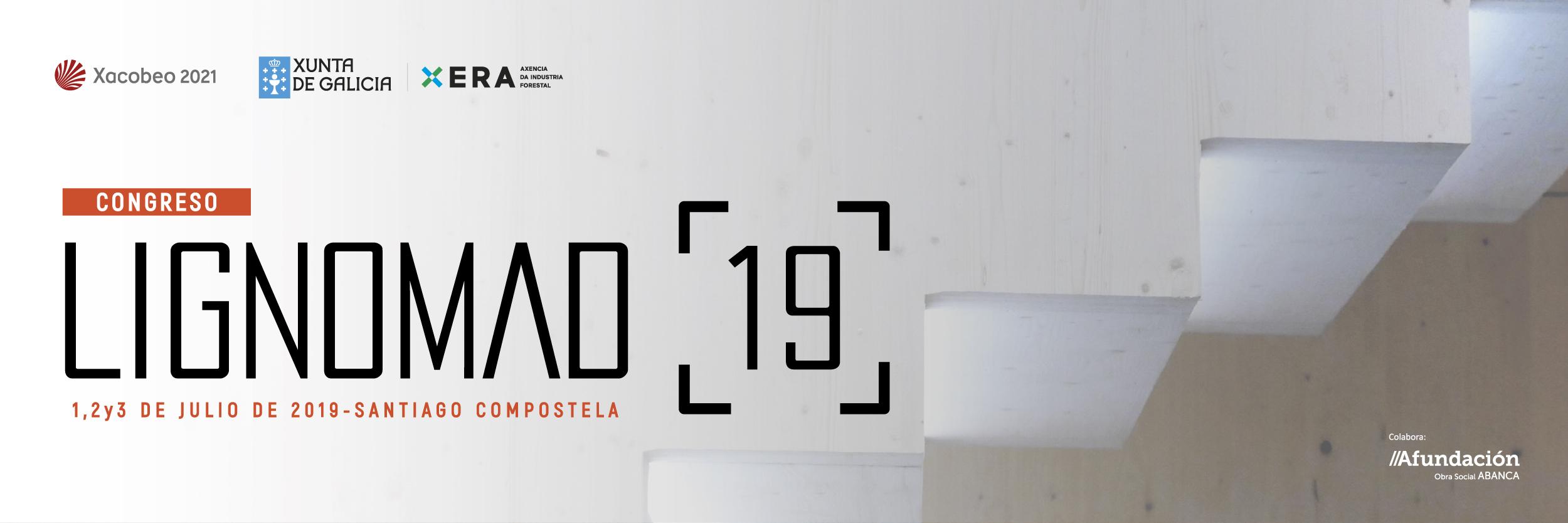 Banner congreso lignomad 2019