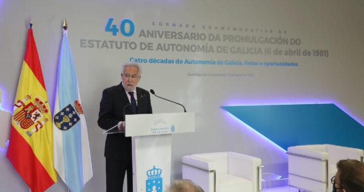 40 aniversario del estatuto de autonomía – abril 2021