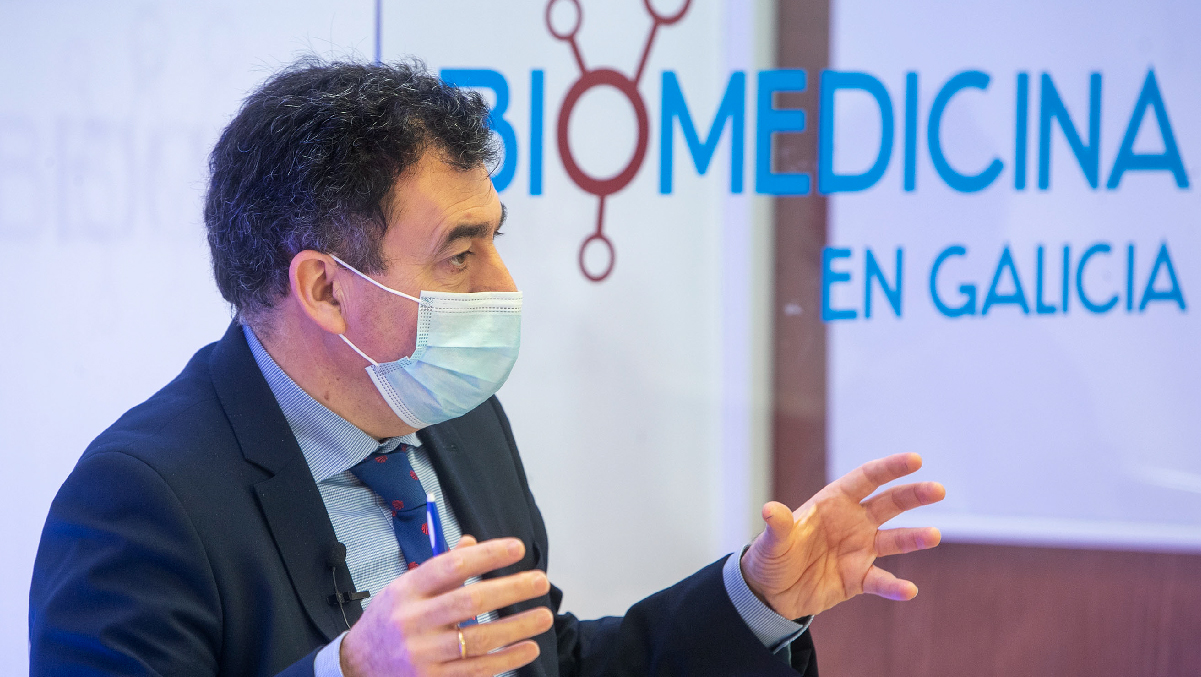I Foro de Biomedicina en Galicia – diciembre 2020
