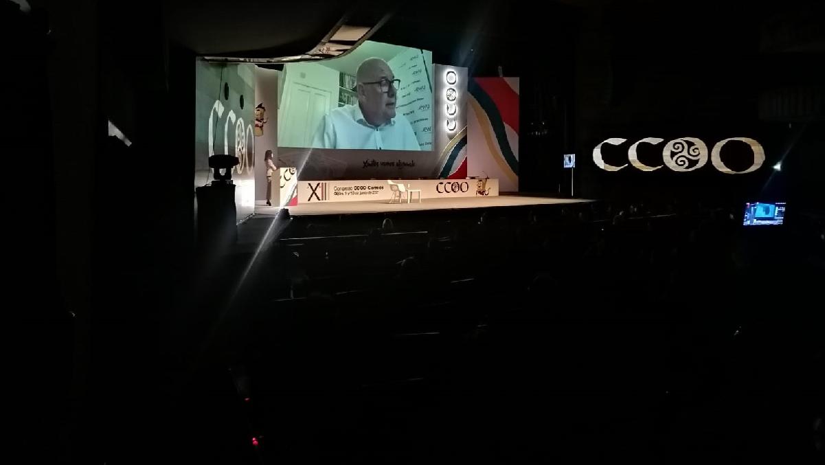 Congreso CCOO-Correos – junio 2021