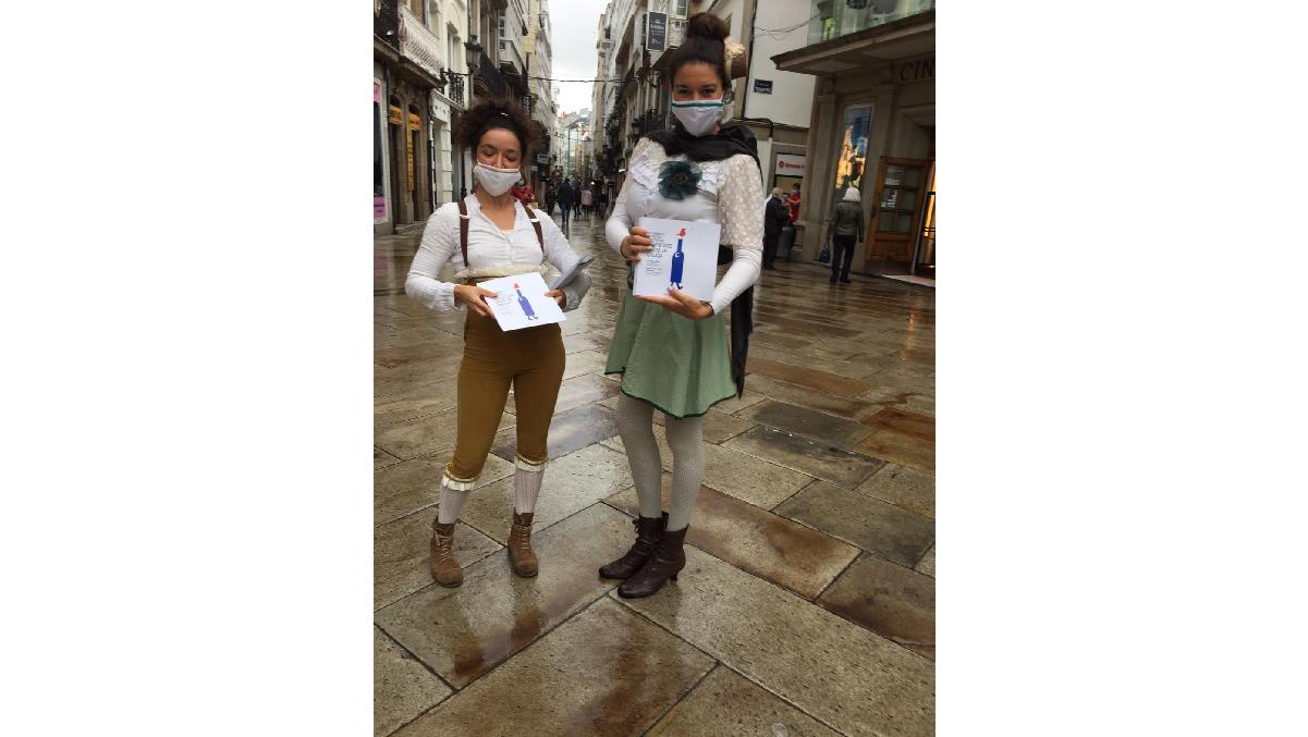 IX Xornadas de Portas Abertas das Rutas dos Viños de Galicia – Octubre 2020