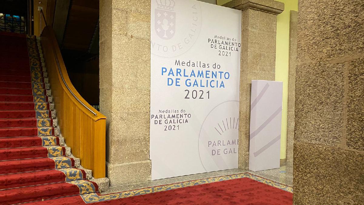 Medallas Parlamento – Abril 2021