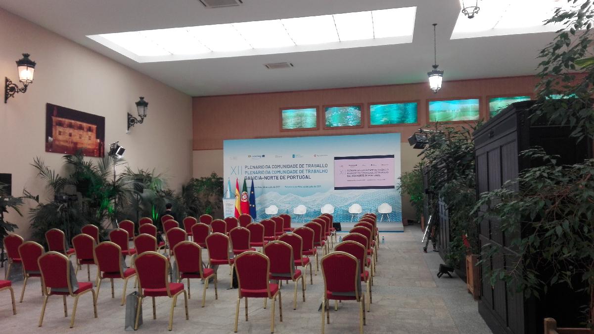 XII Plenario da Comunidade de Traballo Galicia Norte de Portugal (CT G-NP)