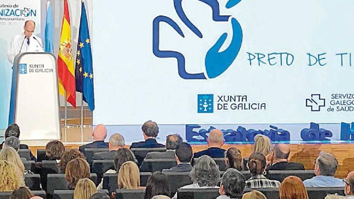 Presentación da Estratexia de Humanización – Febrero 2020