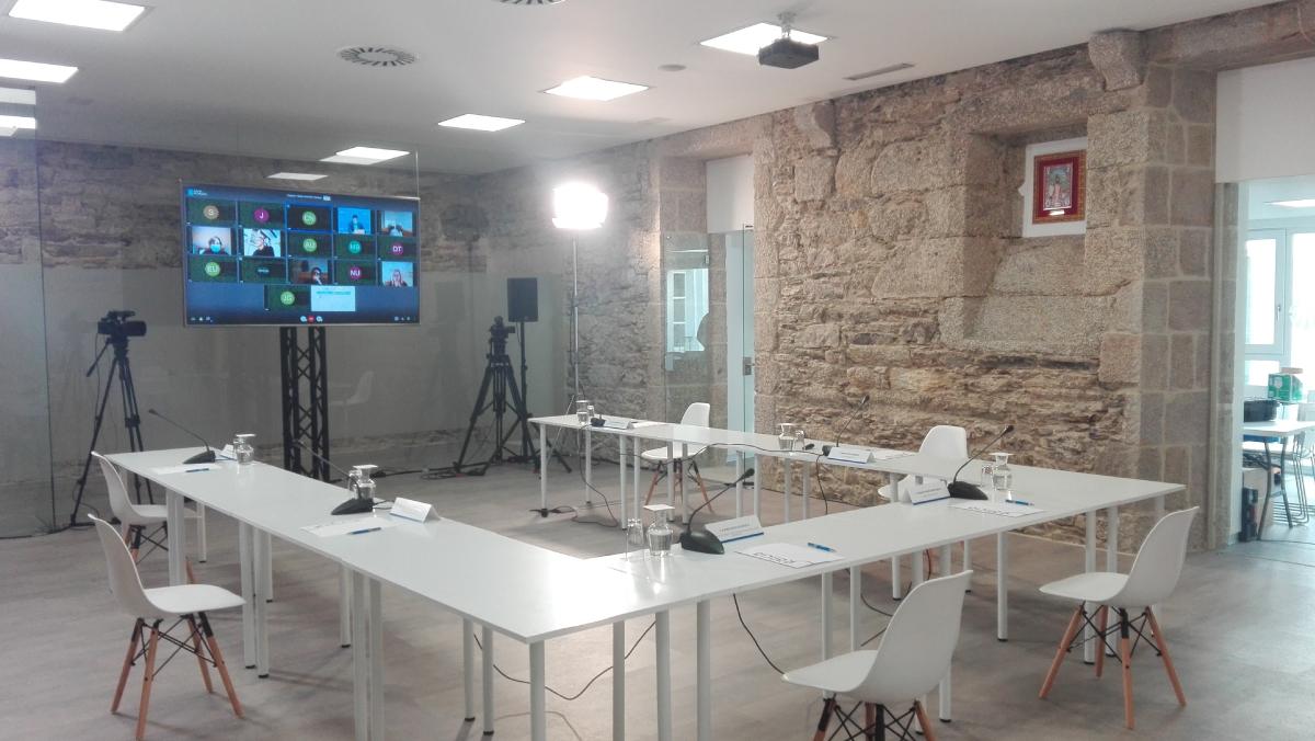 Reunión Grupo de Trabajo Camino de Santiago – noviembre 2020