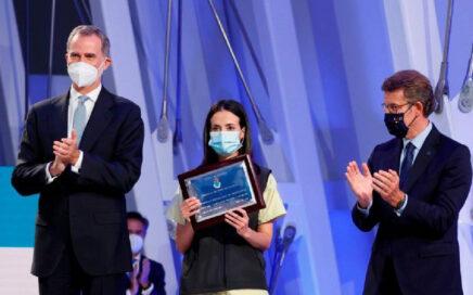 Entrega Medallas Galicia 2021