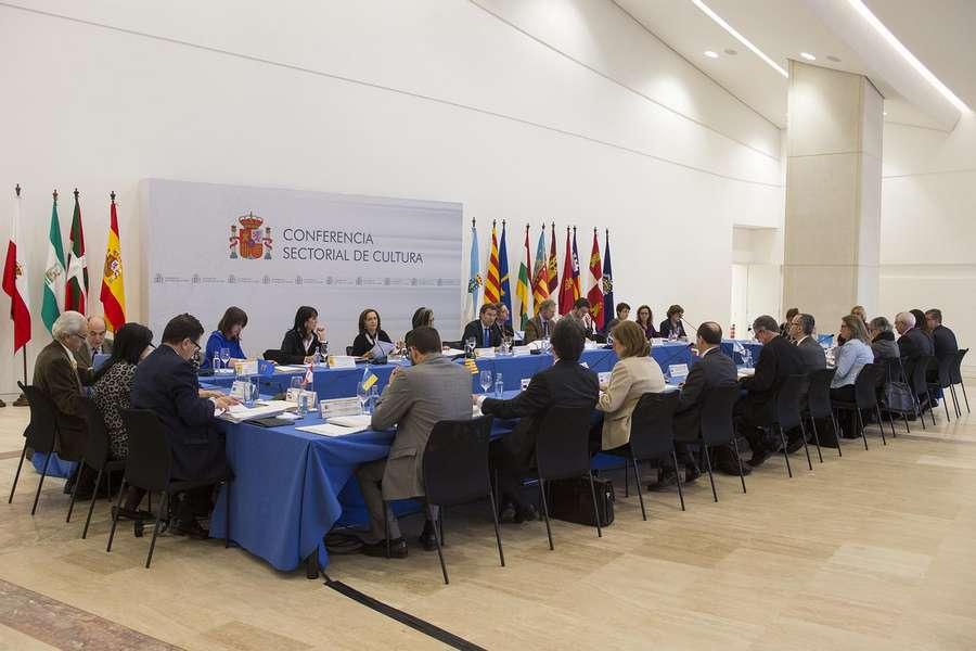 Conferencia Sectorial Cultura
