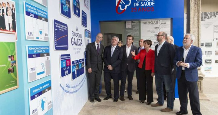 Exposición Servizo Galego Saude