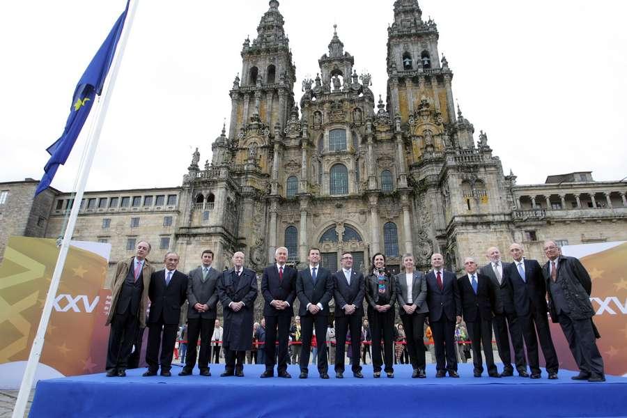 Conmemoración Camino de Santiago